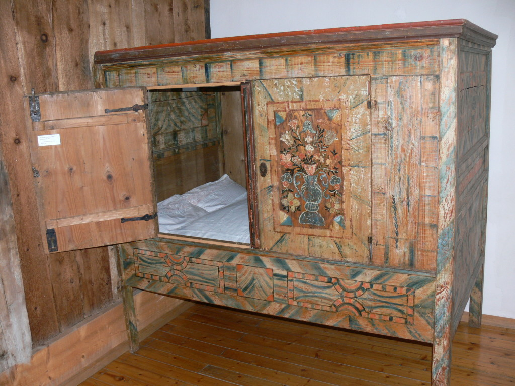 Box Bed from Austria